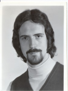Orvostanhallgatóként, 1979-ben
