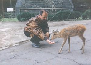 1995-ben, a marosvásárhelyi Állatkertben